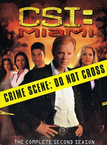 CSI: Miami: The Complete Second Season