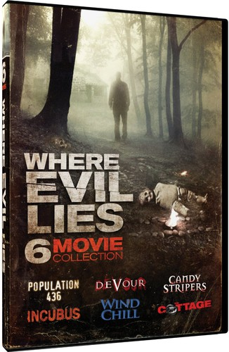 Where Evil Lies: 6 Movie Collection