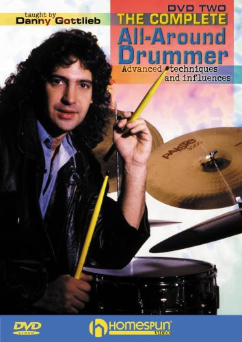 The Complete All-Around Drummer, Vol. 2 [Instructional]