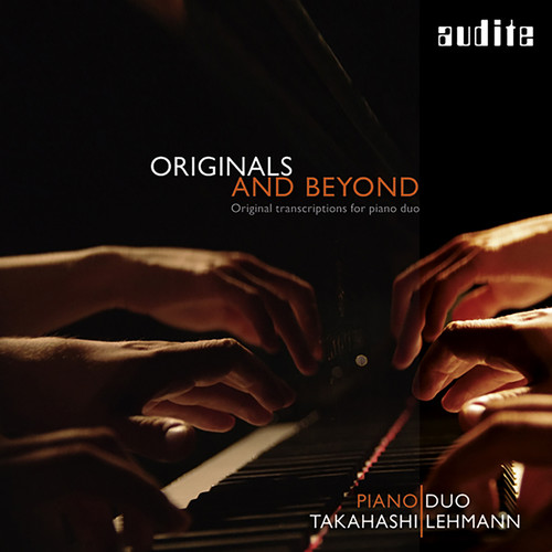 Originals & Beyond-Original Transcriptions for Pno