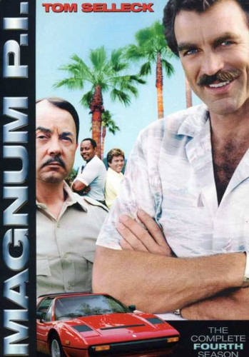Magnum P.I.: Complete Fourth Season