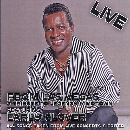 Live from Las Vegas a Tribute to Legends & Motown