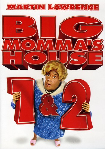 Big Momma's House 1 and 2 [WS] [Double Feature]