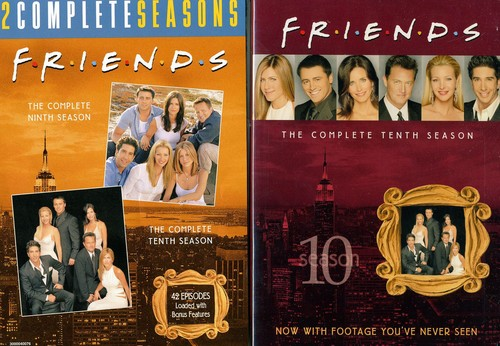 Friends: The Complete Ninth and Tenth Season [BTB] [Gift Set]