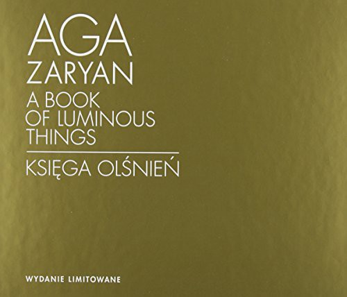 Book of Luminous Things /  Ksiega Olsnien [Import]