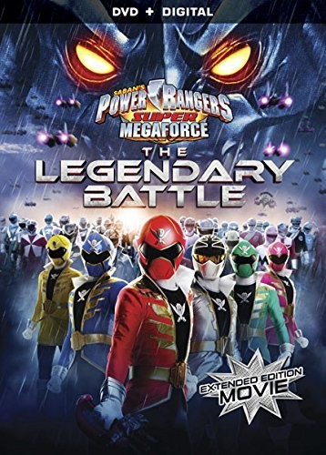 Power Rangers Super Megaforce: Legendary Battle