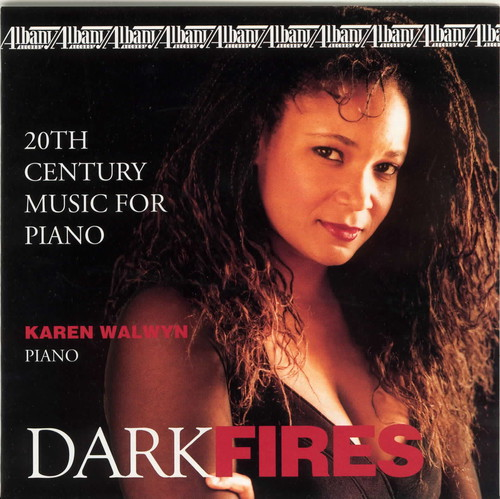 Dark Fires: 20th Century Music for Piano /  Various
