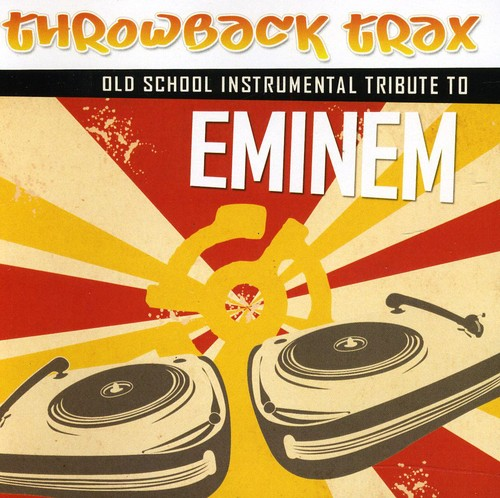 Throwback Trax: Eminem Throwback /  Various