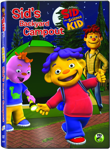 Sid the Science Kid: Sid's Backyard Camp Out