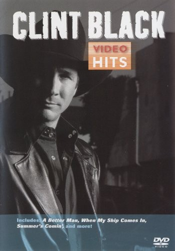 Clint Black: Video Hits