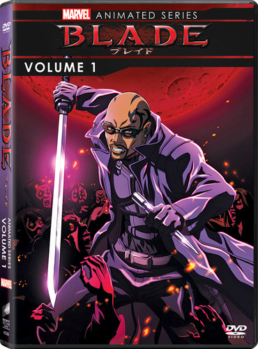 Blade: Marvel Animated Series: Volume 1