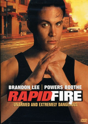 Rapid Fire [1992] [Sensormatic]