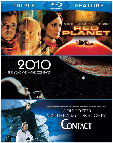 Red Planet & 2010 & Contact