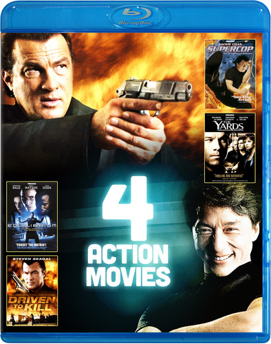 Vol. 4-4-Film Action Pack