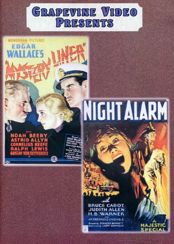 Mystery Liner & Night Alarm