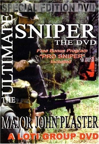 The Ultimate Sniper with Major John Plaster
