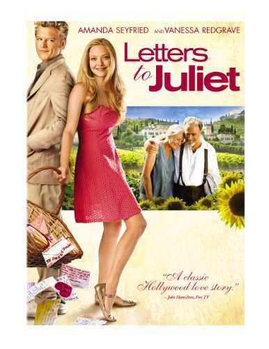Letters To Juliet [Widescreen]