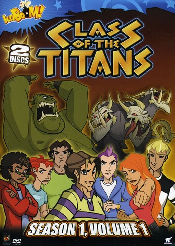 Class of the Titans: Season 1 Volume 1