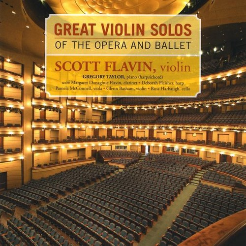 Great Violin Solos of the Opera & Ballet