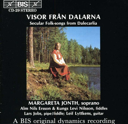 Secular Folk Songs from Dalarna /  Various