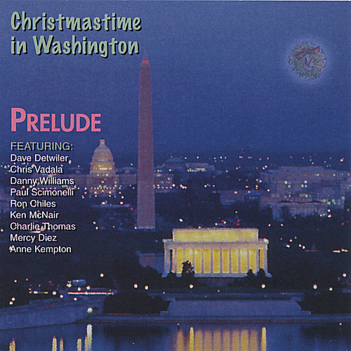 Christmastime in Washington /  Various