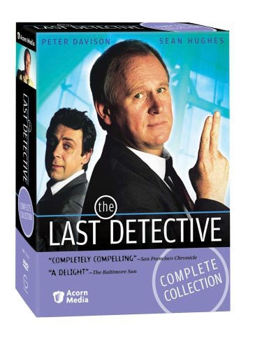 Last Detective: Complete Collection