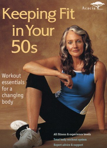 Keeping Fit In Your 50s [3 Discs] [Exercise]