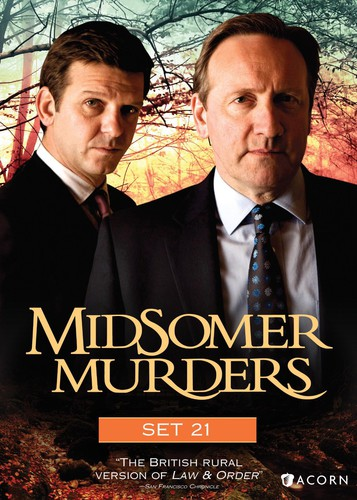 Midsomer Murders Set 21