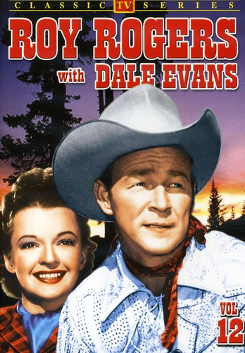 Roy Rogers with Dale Evans 12