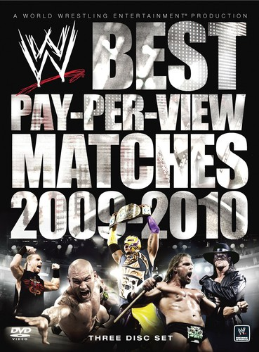 WWE: Best Pay Per View Matches of Year 2009-2010