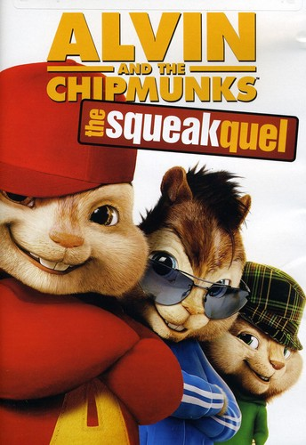 Alvin and the Chipmunks: The Squeakquel