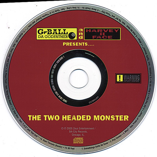Twoheaded Monster