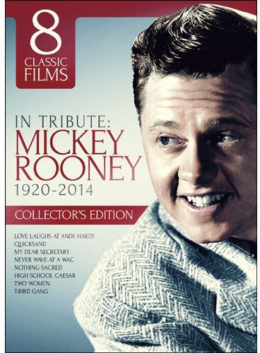 Mickey Rooney Commemoration Collection
