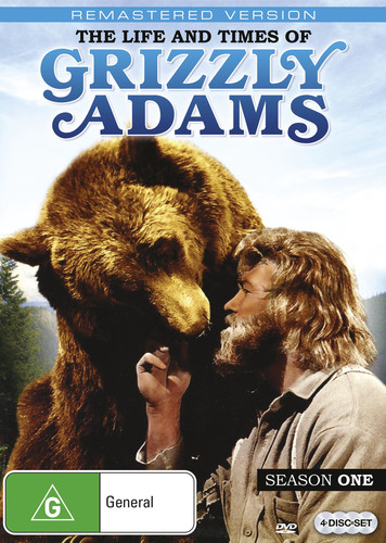 Life & Times of Grizzly Adams Season 1 [Import]