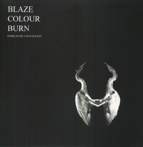 Blaze Colour Burn (Fiepblatter Catalogue #1)