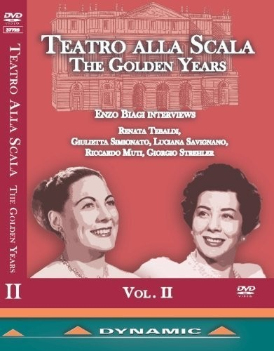 Teatro Alla Scala - The Golden Years 2