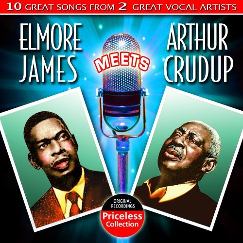 Elmore James Meets Arthur Cudrup