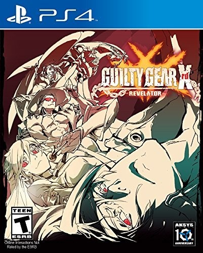 Guilty Gear Xrd: Revelator for PlayStation 4