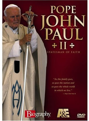 Pope John Paul Ii-Statesman of Faith