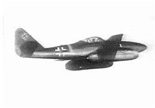 Secret Luftwaffe Aircraft of WW2