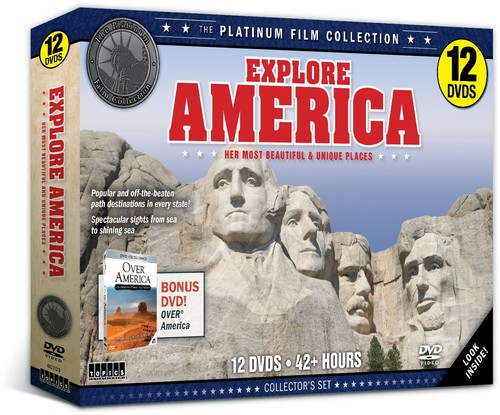 Explore America: Her Most Beautiful & Unique Place