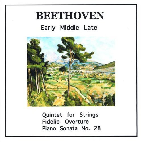 Beethoven Early Middle Late