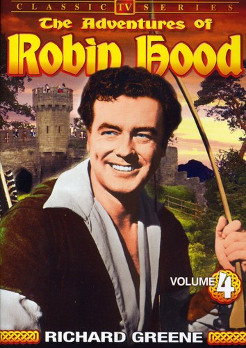 The Adventures of Robin Hood: Volume 4