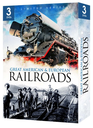 Great American Railroads /  Great European Railroad