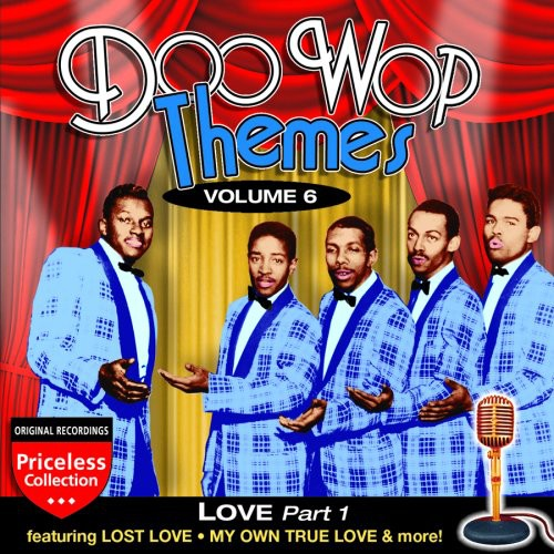 Doo Wop Themes 6: Love - Part 1 /  Variouis