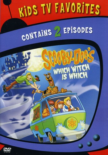 Scooby Doo: Which Witch Is Which? - TV Favorites [Standard]