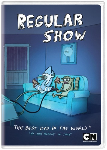 Regular Show: Best DVD in the World at This