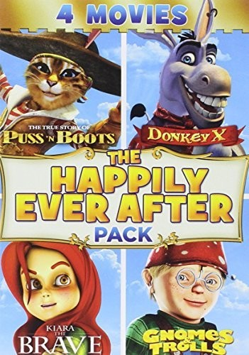 Happily Ever After Quad