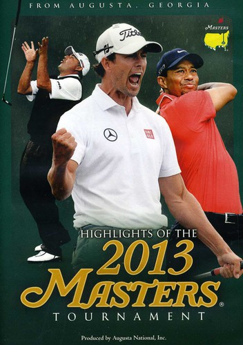 Highlights of the 2013 Masters Tournament