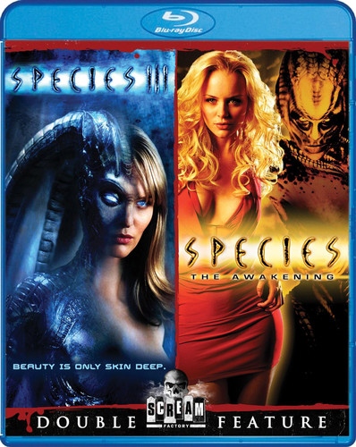Species III & Species: The Awakening